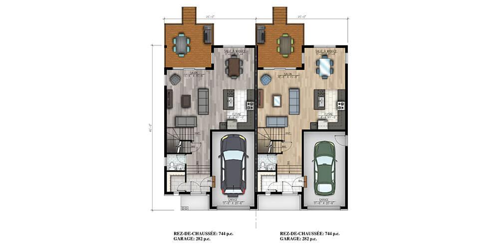 Construction De Maisons Neuves A Trois Rivieres Construction Rml